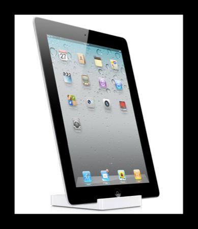 iPad 2: ecco il dock ufficiale. In USA rimborso a chi ha comprato l'iPad ora?