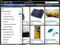 Ebay per iPad si aggiorna con diverse migliorie