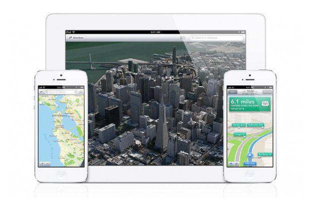 Errori Apple Mappe su iOS 6, il punto della situazione