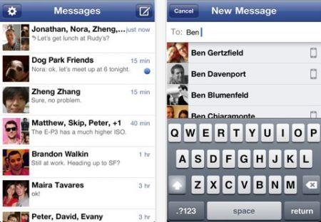 Facebook Messenger: la nuova app di Facebook per la messaggistica istantanea