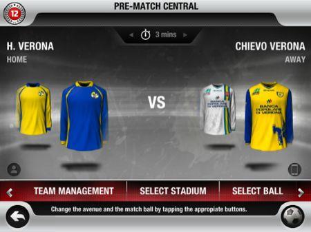 FIFA 12, da domani disponibile sull'App Store italiano
