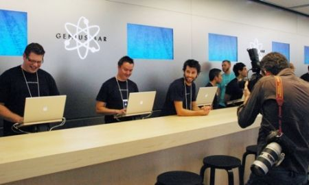 Al Genius Bar i MacBook Pro sostituiti con iPad