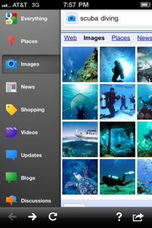 Google Mobile App si aggiorna e migliora interfaccia e servizi