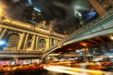 Grand Central Station di New York