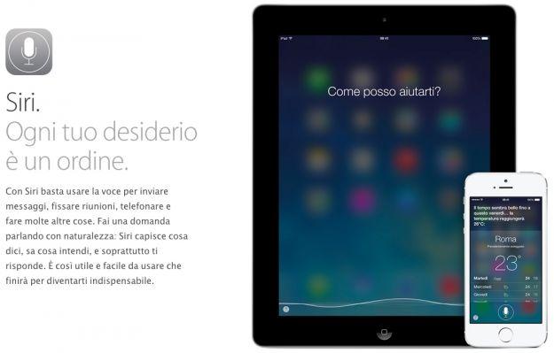 iOS 7: Siri esce dalla Beta