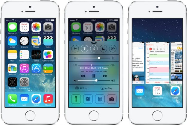 iOS 7 come prepararsi all installazione