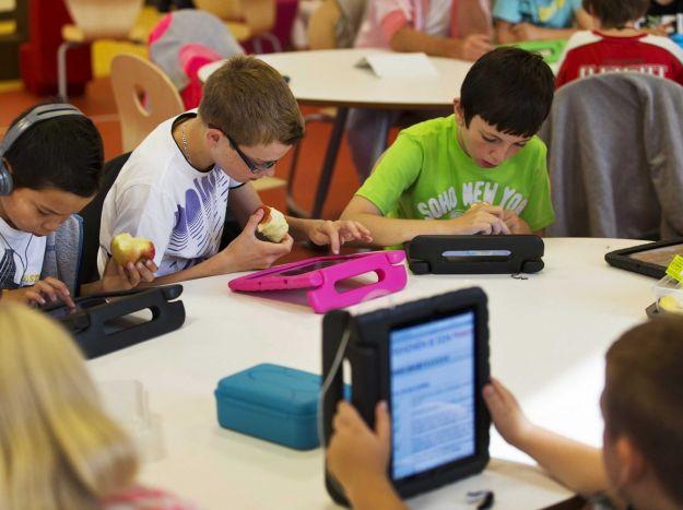 iPad arriva tra i banchi di scuola