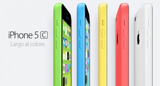 iPhone 5C scheda tecnica e componenti