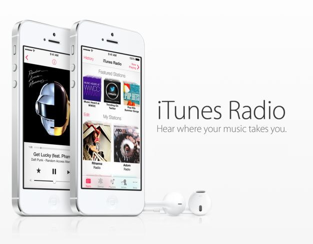 iTunes Radio in uscita a settembre