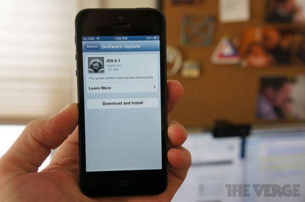 iPhone 4S, iOS 6.1 causa problemi alla connessione 3G?