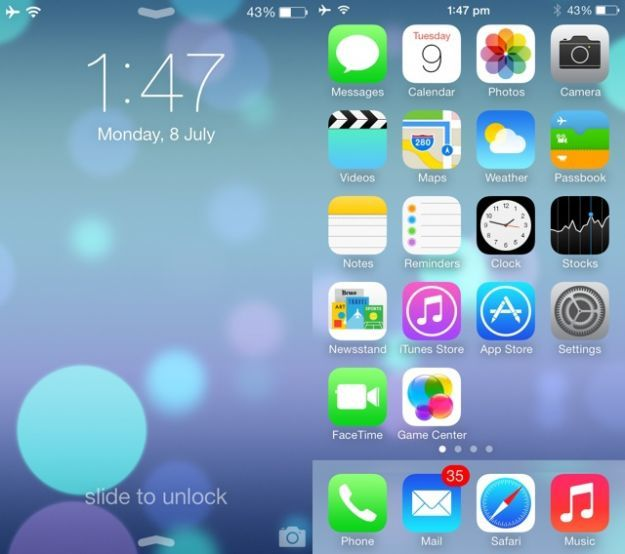ios 7 beta 3 novita apple iphone ipad ipod touch