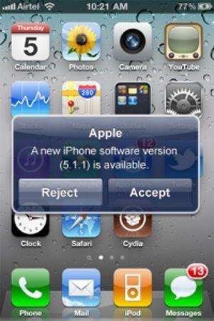 iOS 5, gli aggiornamenti di sistema potrebbero essere fatti tramite iCloud