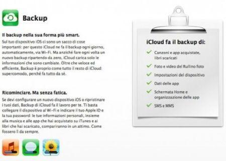 Apple iOS 5 beta 2 rilasciato, possibile backup iPhone Wi-Fi