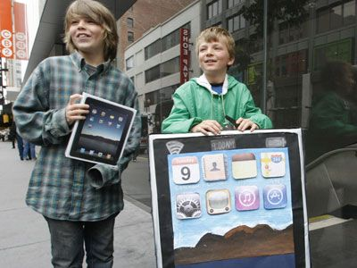 iPad 2 all'asilo, nel Maine l'istruzione diventa tecnologica