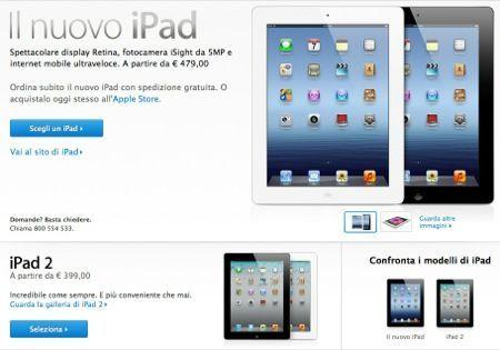 iPad 2 ancora in vendita, ma con un nuovo processore