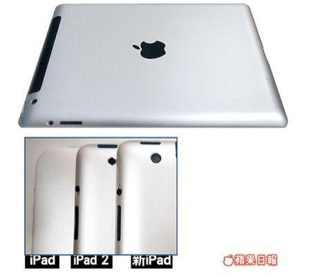 iPad 3 potrebbe avere una fotocamera da 8 Megapixel