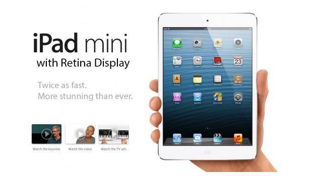 iPad 5, iPad Mini Retina Display: uscita forse a marzo