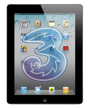 Tariffe di 3 per iPad 2