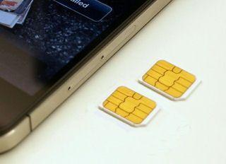 iPhone 5 con dual-SIM