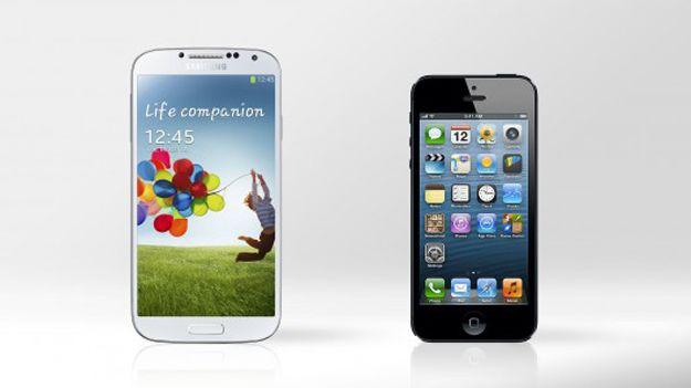 iPhone 5 più resistente del Samsung Galaxy S4 secondo test SquareTrade