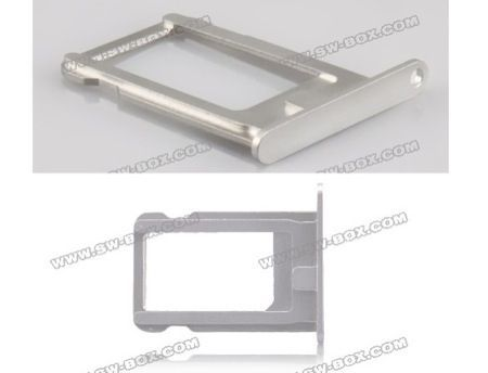 iPhone 5, prima foto spia dello slot per la micro-SIM Card