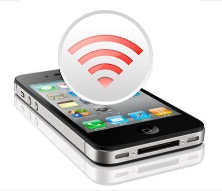 iPhone e iPad con Wi-Fi di quinta generazione a partire dal 2013