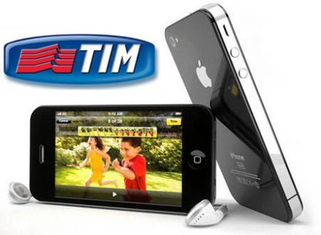 iPhone 4 e Tim Italia