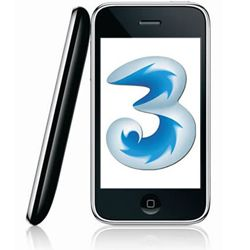iPhone hotspot con H3G