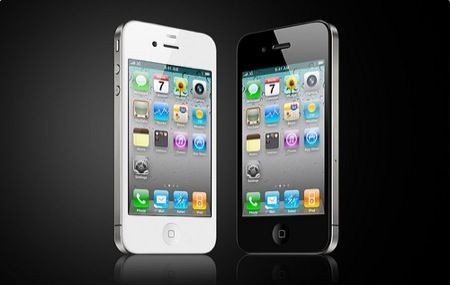 iPhone 4 bianco il 26 aprile?