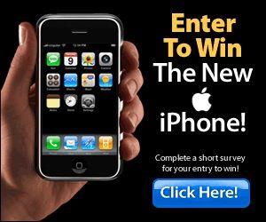 Vinci un iPhone? Non più!