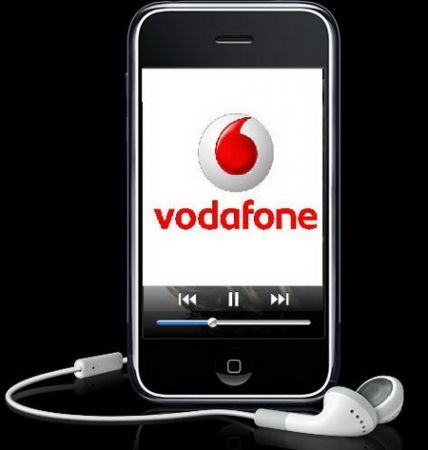 iPhone con Vodafone