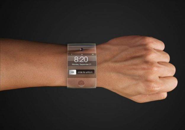 iWatch avr un lettore di impronte digitali?