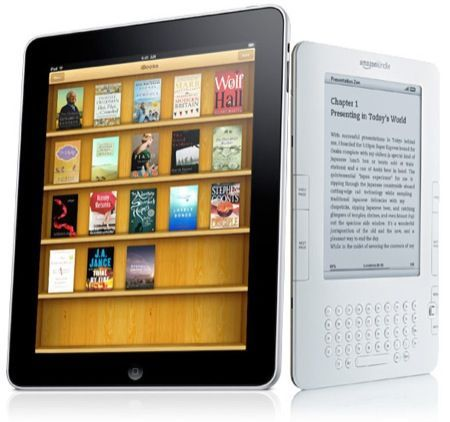 Kindle Amazon Store, sempre più dedicato all'iPad
