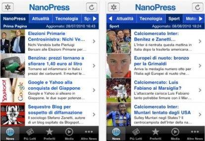 Nanopress si aggiorna alla versione 3.0
