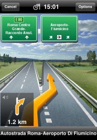 Navigon per iPhone