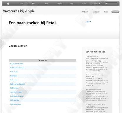 Un nuovo Apple Store aprirà ad Amsterdam