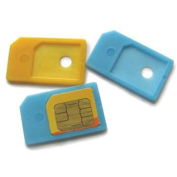 Muvit adattatore Micro SIM: trasforma la Micro SIM in SIM