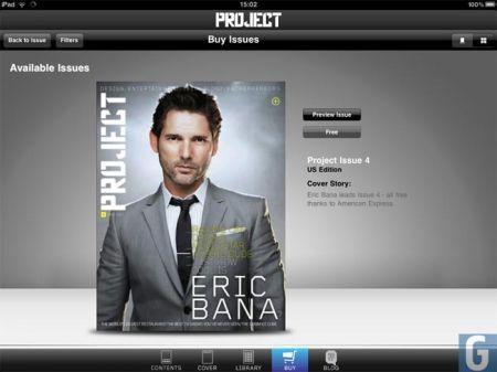 Il numero 4 di Project Magazine è gratuito