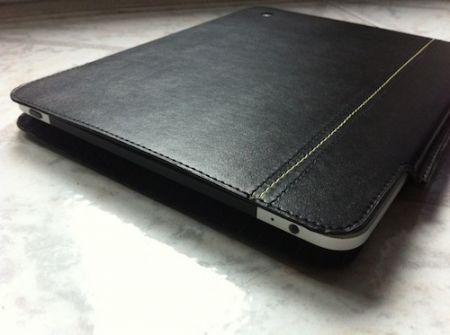 Proporta Pochette Alu-Leather per iPad