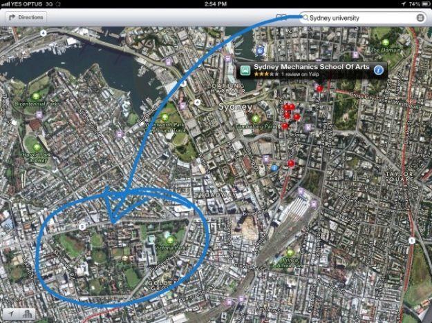 iOS 6: Apple Mappe piena di bug, arriva denuncia del Codacons