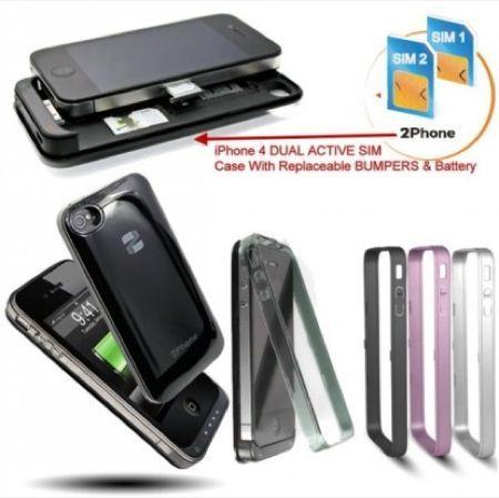 iPhone 4 SIM, ora è possibile usarne due insieme con telefono jailbreak
