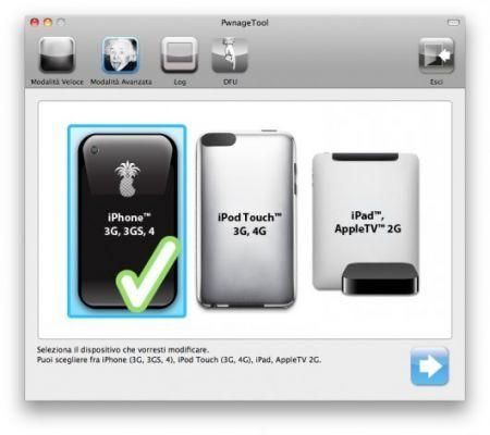 Guida: eseguire il Jailbreak Untethered di iOS 4.3.2 con Redsn0w