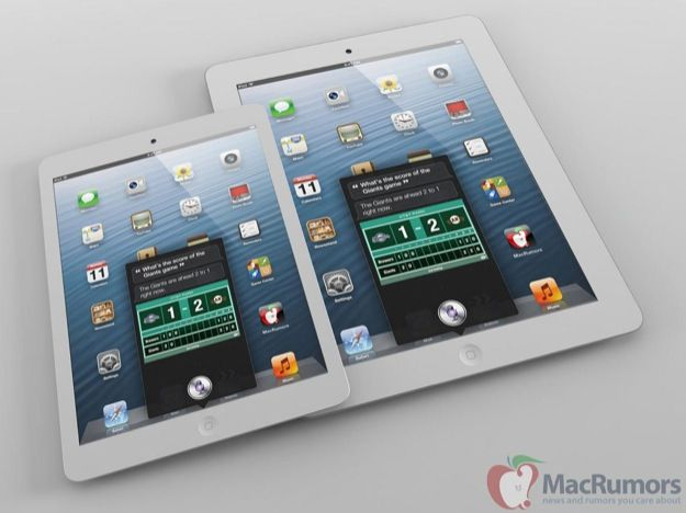 iPad Mini, rendering di un prototipo in alta risoluzione [VIDEO]