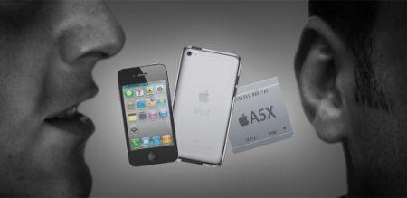 iPhone 5, display più grande e chip A5X