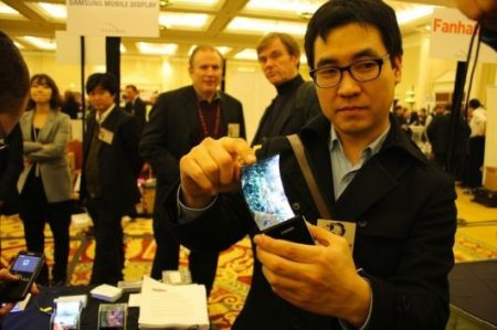 Apple interessata agli schermi OLED flessibili di Samsung