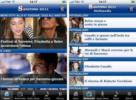 Sanremo con la Stampa