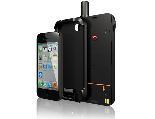 Custodia SatSleeve, l&#8217;iPhone diventa un cellulare satellitare