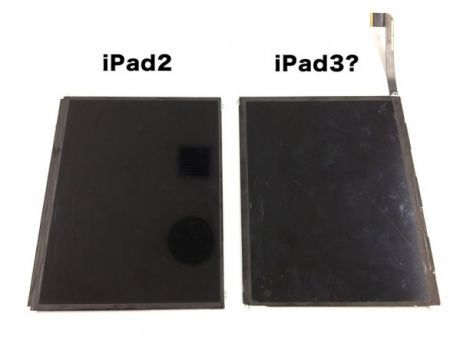 iPad 3: fonti cinesi mostrano il Retina Display
