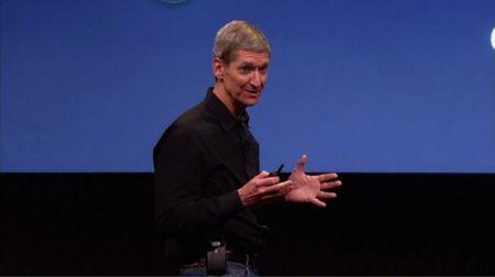 Tim Cook ringrazia i dipendenti Apple per gli ottimi risultati fiscali