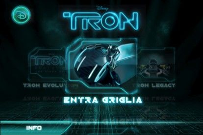 Disney pubblica Tron gratis nell'App Store